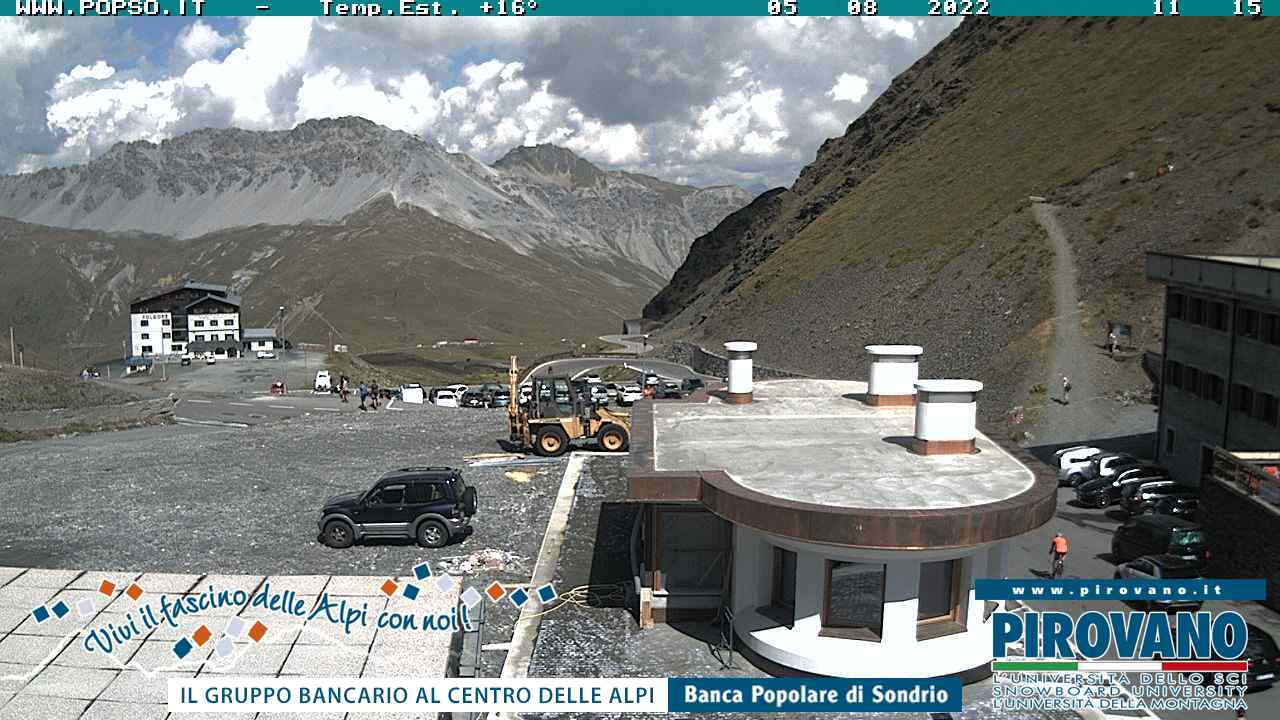 Webcam Stelvio - Pirovano