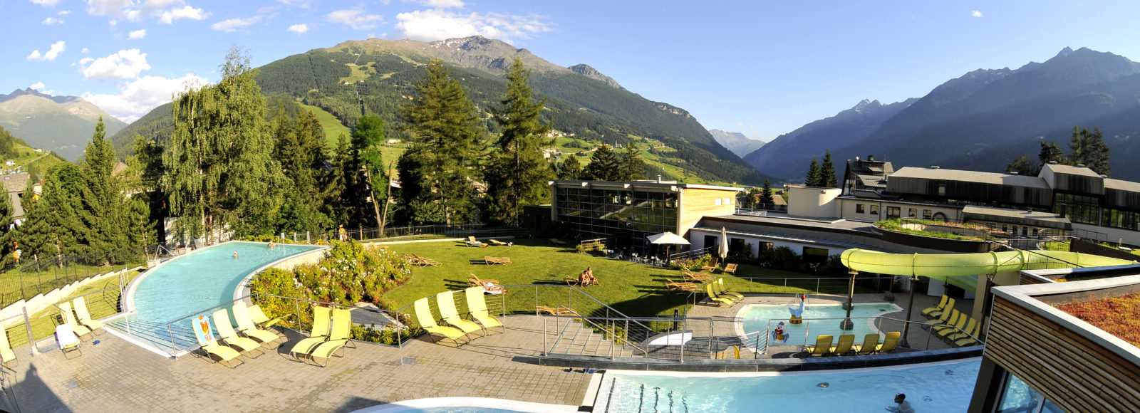 Bormio Thermal Waters - Pirovano